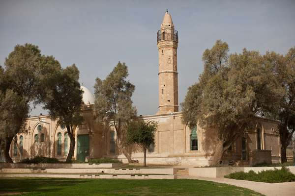Ottoman  mosque, now an Islamic art gallery