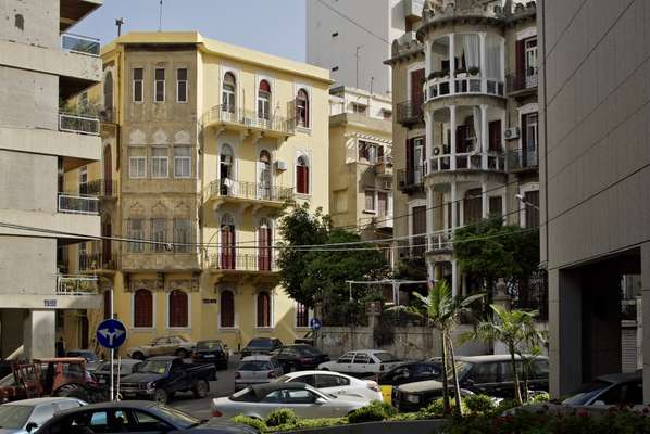 The Furn el Hayek area of Ashrafieh
