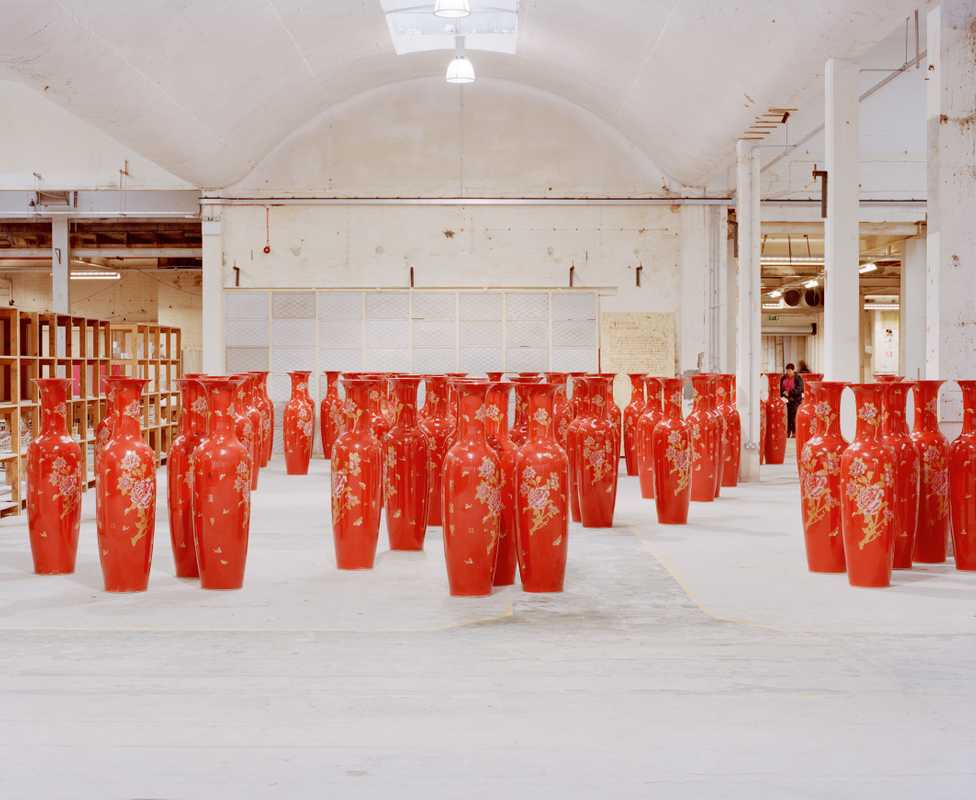 The British Ceramics Biennial