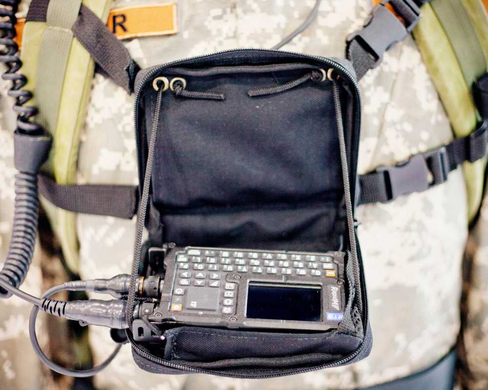 Rapid Mobile RT5 HF radio modem