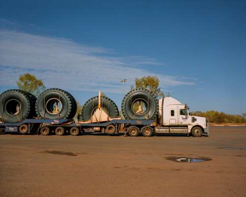 The wheels haven't completely come off the Pilbara region's mining boom