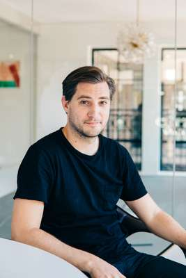 Nalden, WeTransfer co-founder