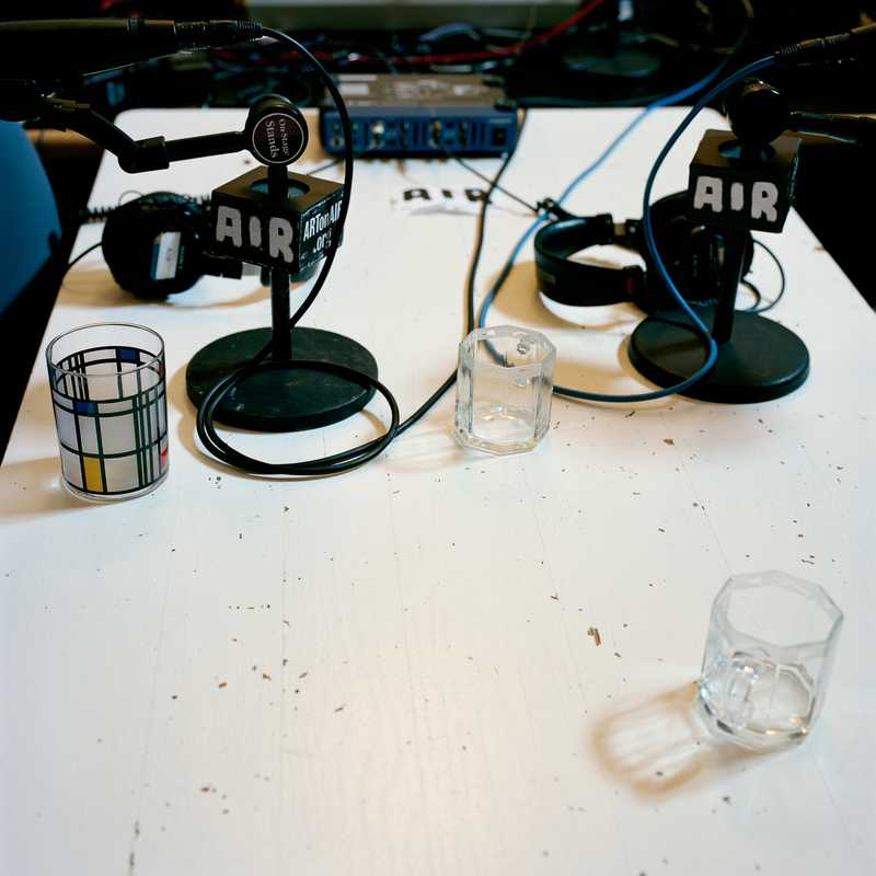 AIR's studio mics