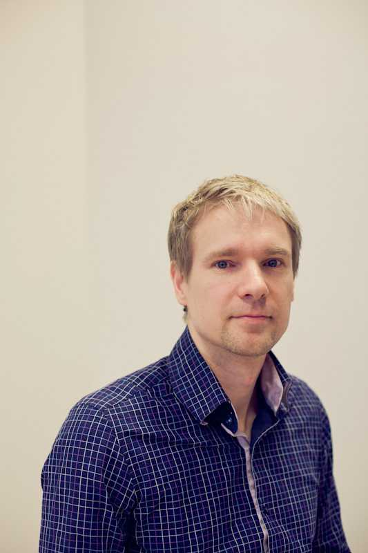 Harri Holopainen, CEO of Microtask