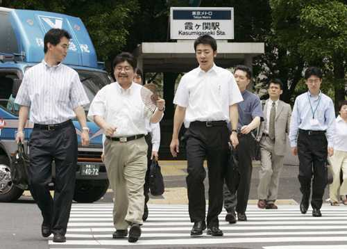 Cool Biz allowed Japan (with its famously formal office codes) to dress down in the heat.