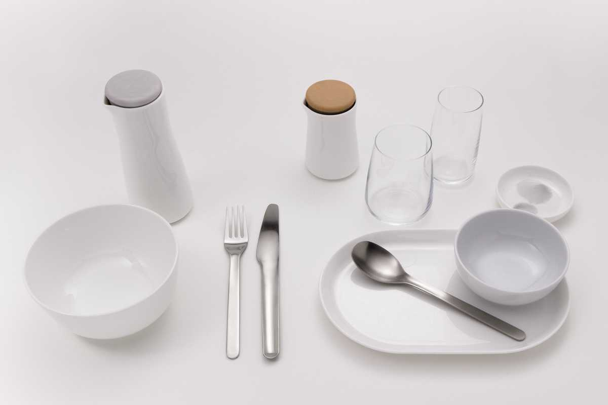 Crockery by Caon and Noritake