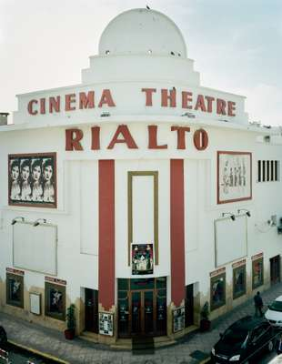 Cinema Rialto at 35 Rue Mohammed El Qori