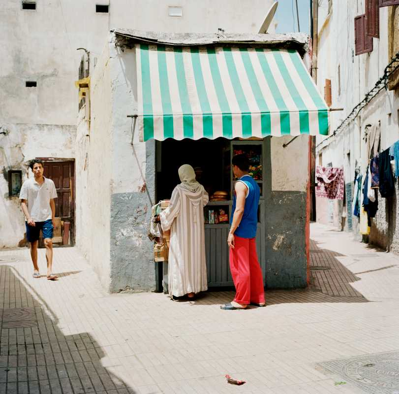 Shop in the Old Medina