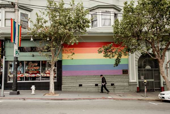 Identity matters in San Francisco