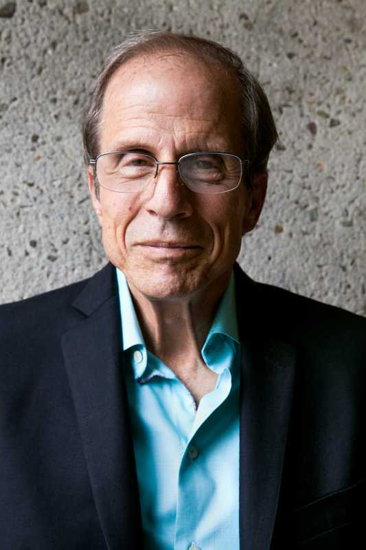 Michael Krasny, presenter of 'Forum' on KQED public radio