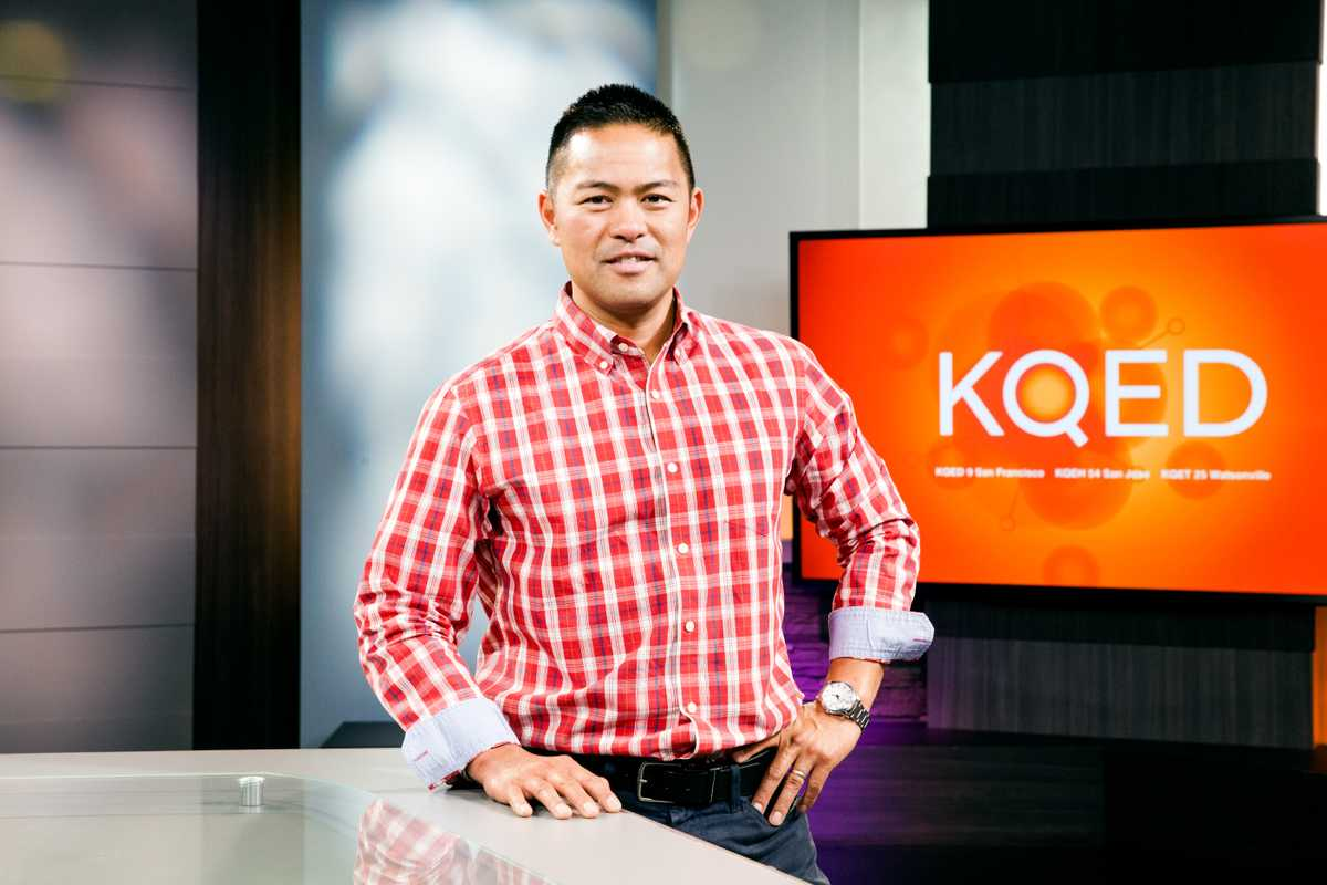 Michael isip, senior vice-president and chief content officer at KQED