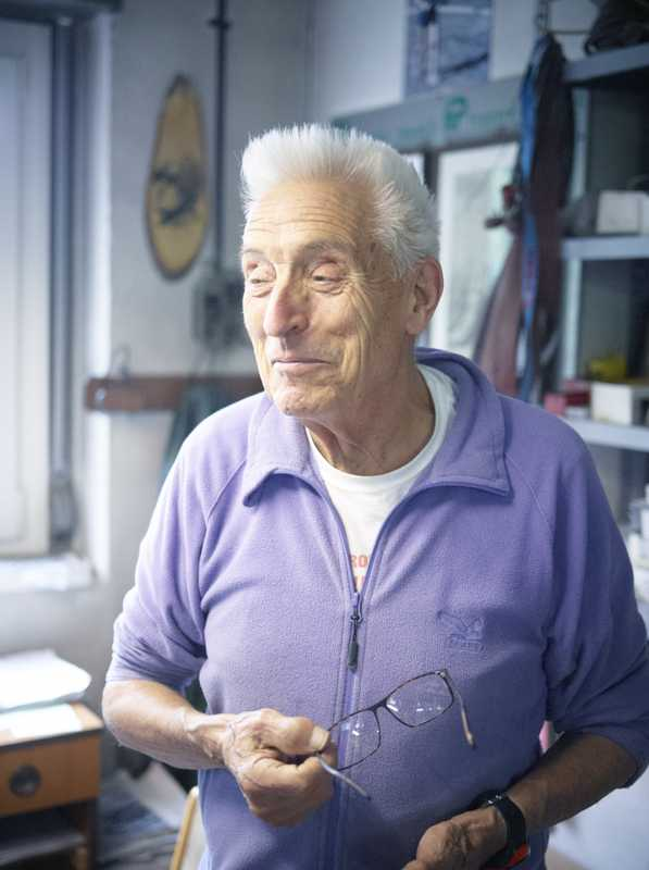 Kador's founder and owner Antonio Frescura