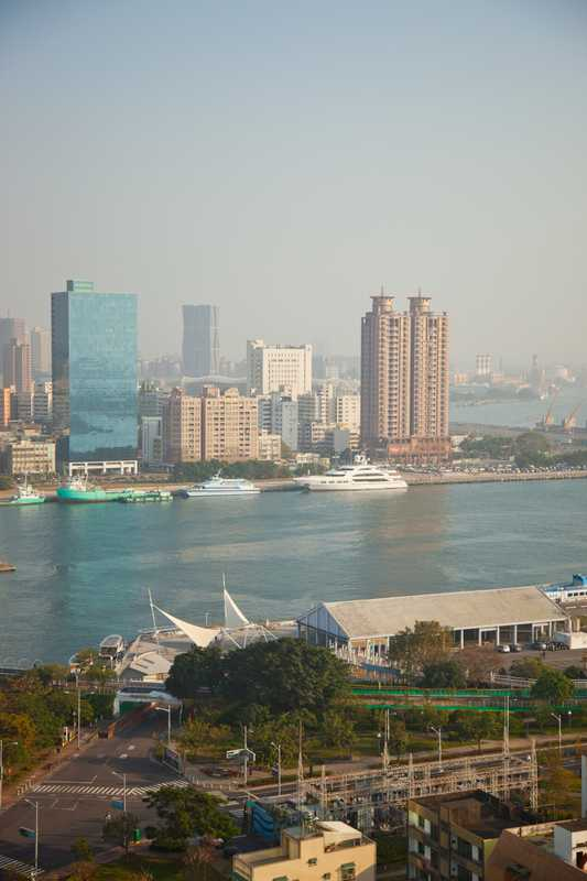 View of Kaohsiung