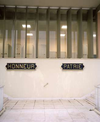 'Honour' and 'Fatherland', mottos of the Marine Nationale