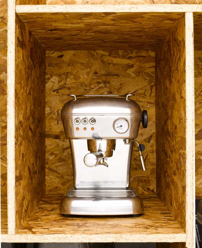 Ascaso coffee machine