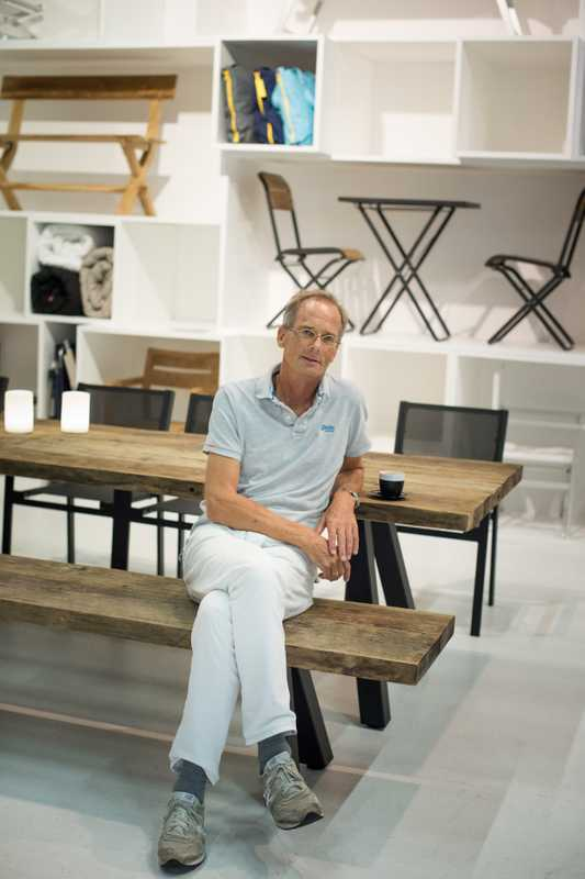 Jan Kurtz, furniture maker