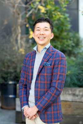 Kentaro Harada, assistant manager of human-development department
