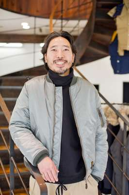 Takehiko Suzuki, Beams Harajuku shop manager