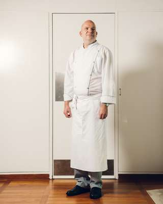 Chef Jens Top Fisker