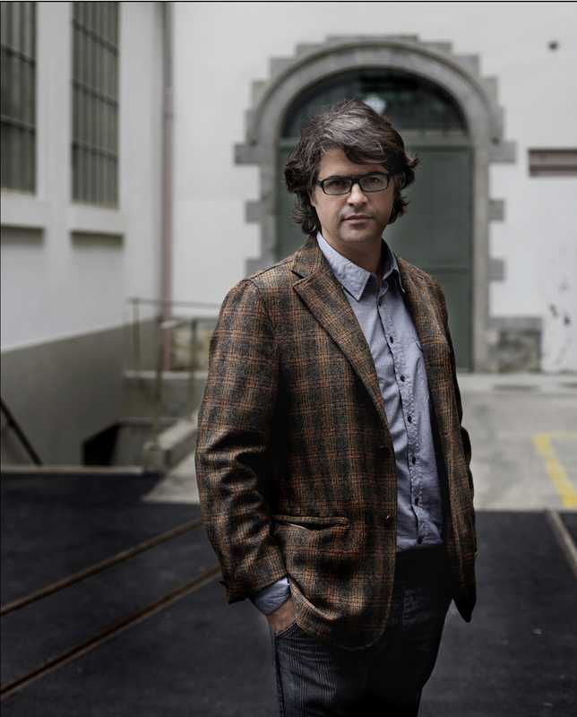 Architect Andrés Ojeda