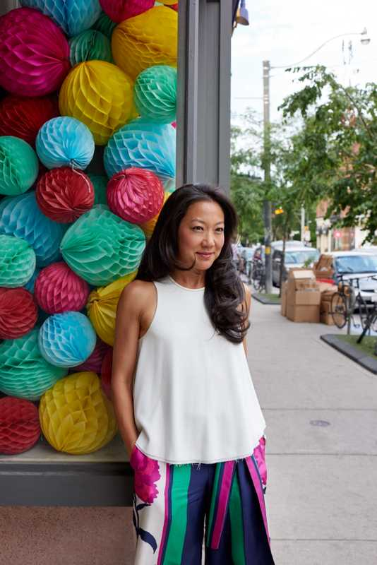 Jen Lee Coss began Brika as an online marketplace before opening its bricks-and-mortar shops