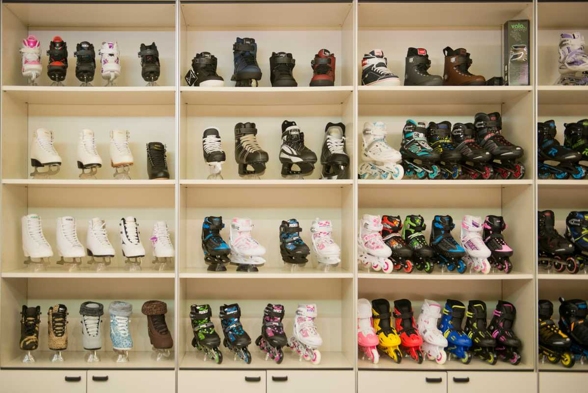 Skates by Roces