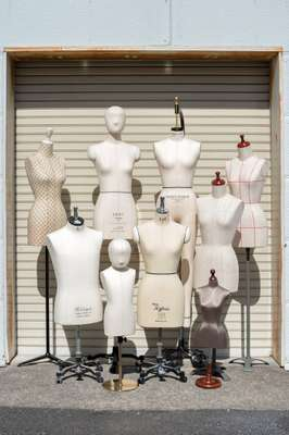 Mannequins of all shapes and sizes