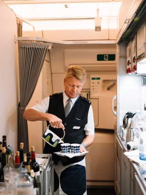 Cabin service reflects the best of Finnish hospitality and design