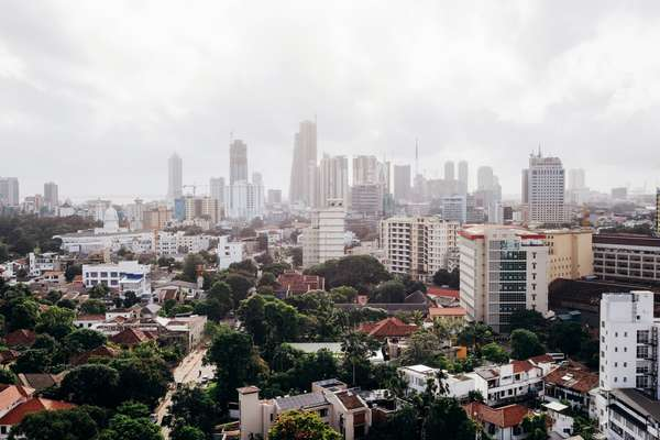 Views of Colombo