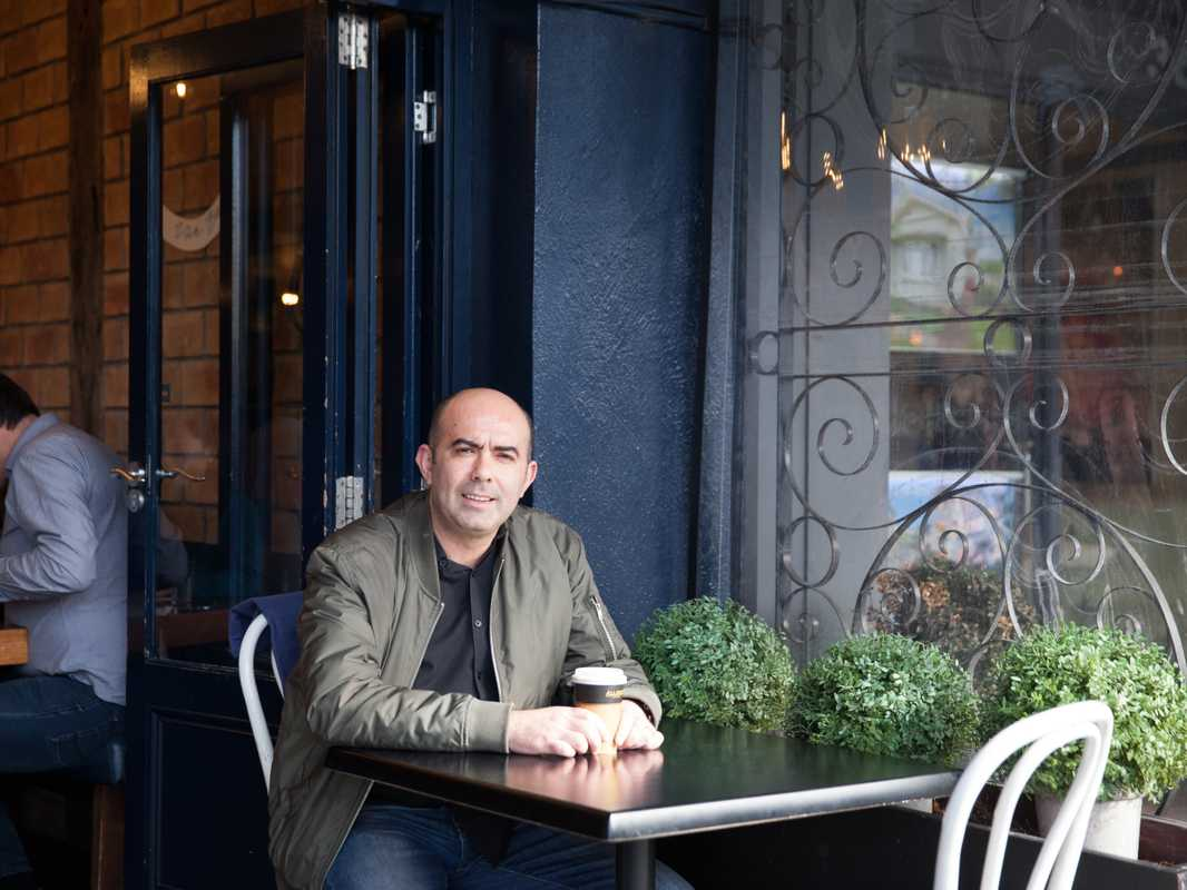 Kosovan F&B pioneer Buki Prekazi owns three successful restaurants in the city