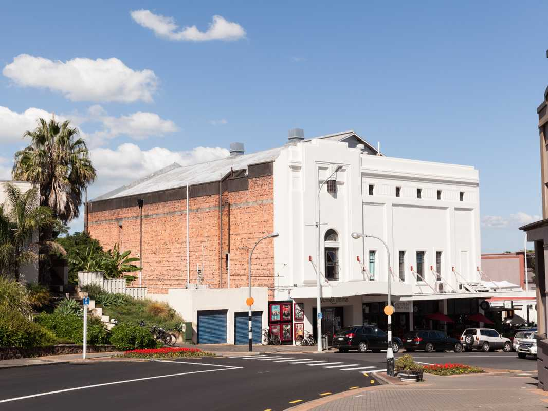 The Vic, an historic cinema