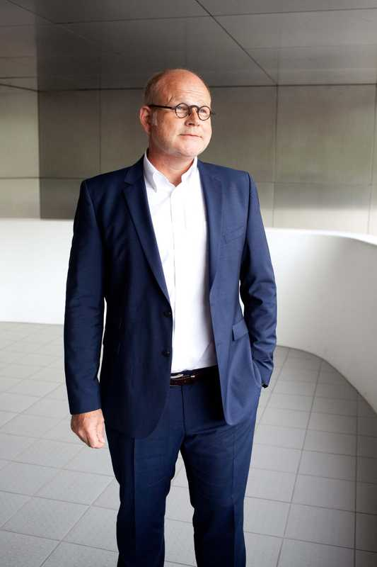 Mathias Schott, head of marketing at Duravit