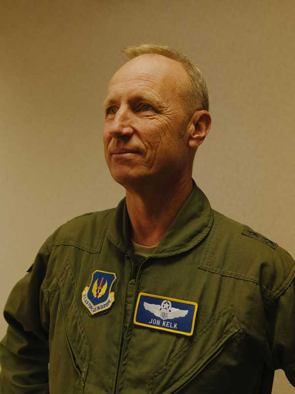 Major General Jon Kelk