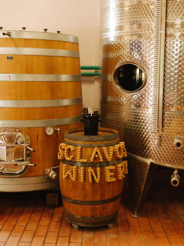 Sclavos is a biodynamic producer