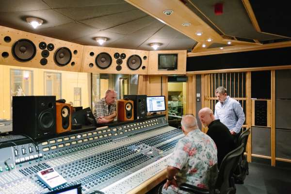 London's Air Studios are fitted out with Dynaudio loudspeakers