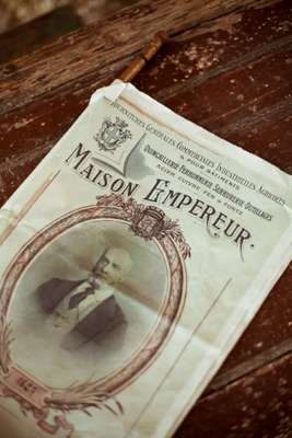 Maison Empereur's in-house newspaper