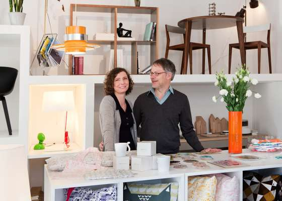 The owners of TØNDEL have been living in Ehrenfeld for 10 years