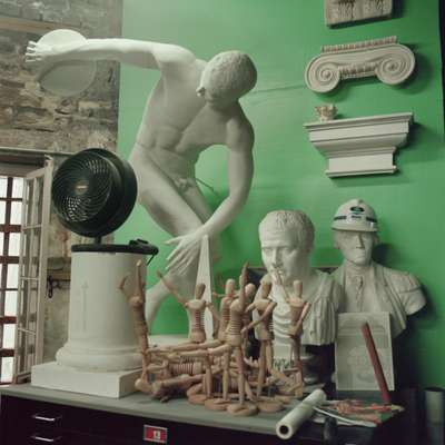Models and sculptures