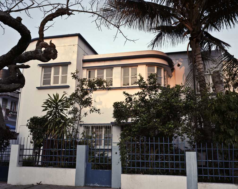 1930s Art Deco house