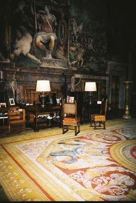 Palazzo Farnese's nooks and crannies are open to be explored
