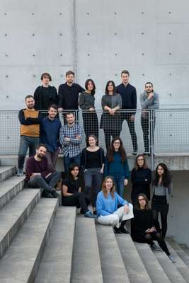 Fabrica team for the Airbnb project