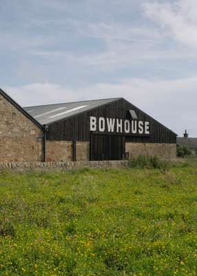 Location of Bowhouse monthly food market