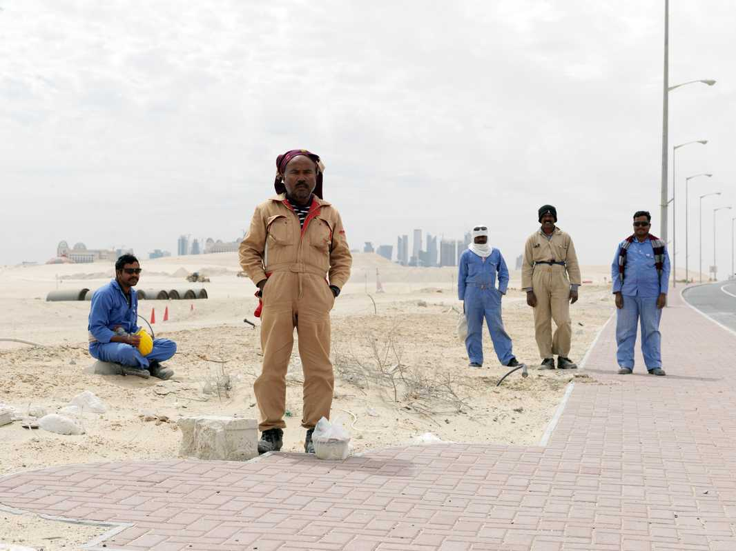 Like so many other Gulf cities, Doha has been built on the shoulders of cheap migrant labour from South Asia