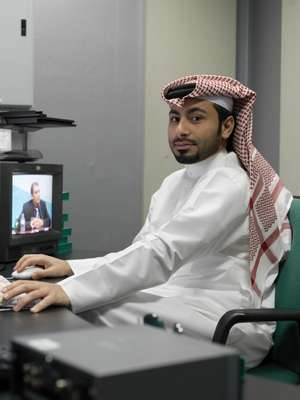 Editor at Al Jazeera Arabic channel