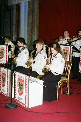 Vienna's foremost military band