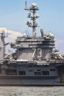 'USS George Washington'