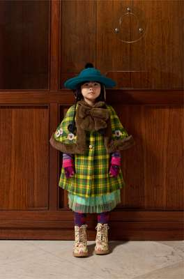 Gucci's venture into childrenswear