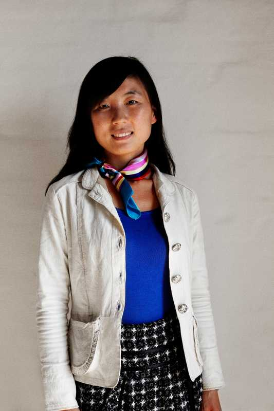 Chunli Zhao, MA urban planning student from Harbin, China