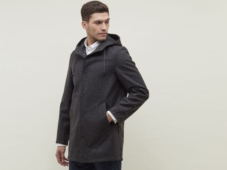 Glücklich x Monocle Parka Jacket - Clothing - Shop | Monocle