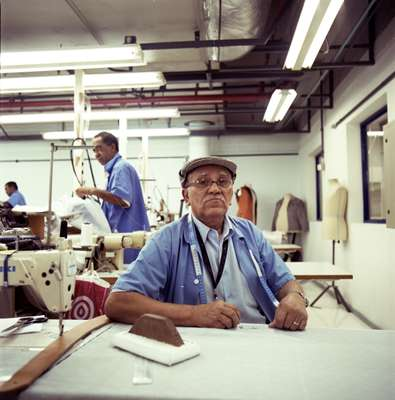 One of Projac's tailors